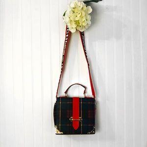 Other - 🌸 Girls Plaid Shoulder Bag